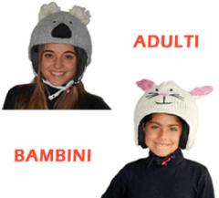 Accessori disponibili in taglie per bambini e adulti - Cappelli animali 86773a9bfe2f