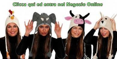 Benvenuto nel negozio dedicato ai berretti animali! e982456b3ac6